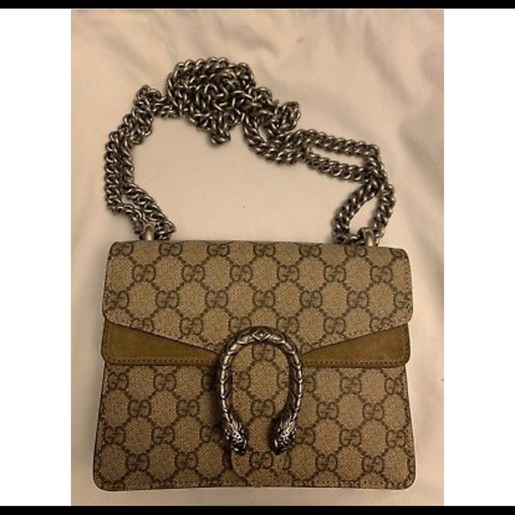 3c8c4778e8b Gucci Handbags - Gucci Dionysus Mini Bag